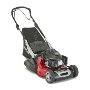 SELF PROPELLED ROLLER MOWER