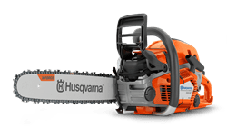 Husqvarna 550XP chainsaw